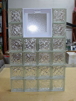 Bathroom Windows Block glass block bathroom and basement windows minndeapolis